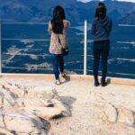 Dívky hledajíc osud v horách