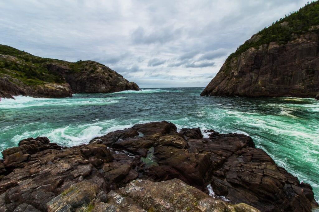 Newfoundland oceán