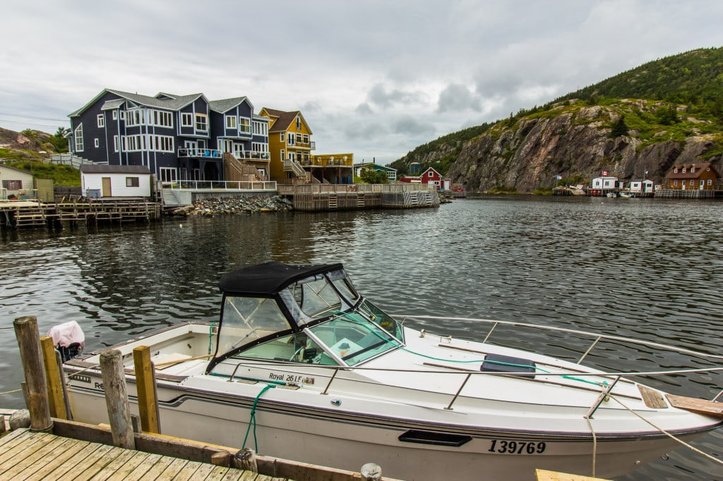 Quidi Vidi na Newfoundlandu
