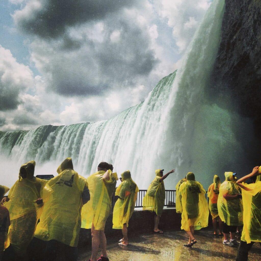 Niagara Falls z kanadské strany