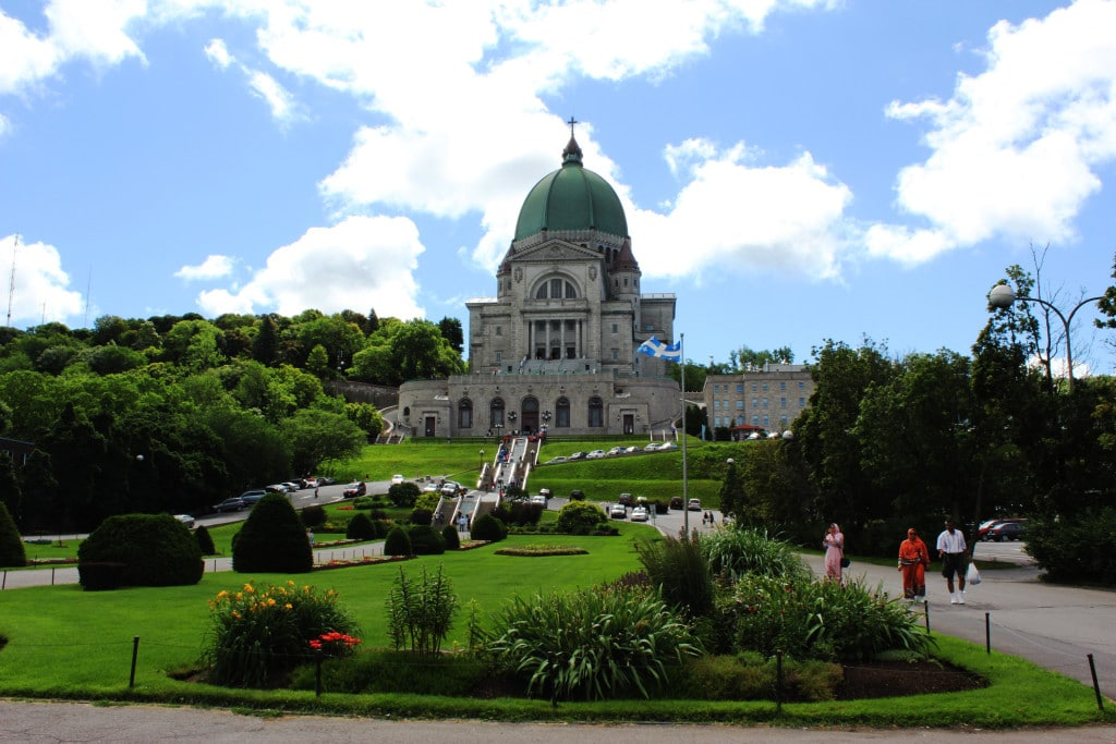 Montreal v Kanadě