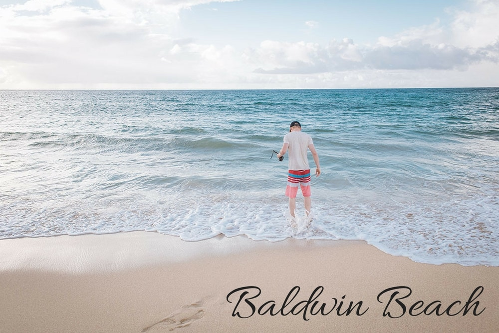 baldwin beach hawaii maui