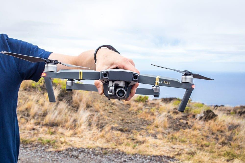 dji mavic pro dron