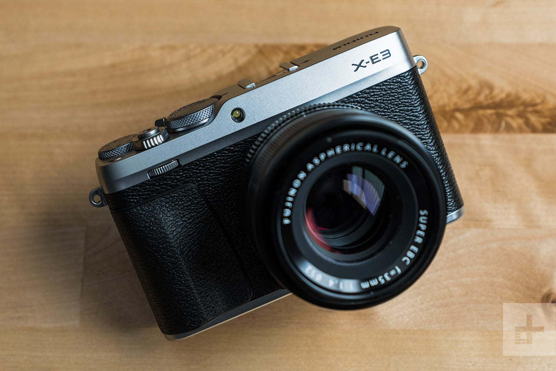 Fujifilm X-E3, fotoaparát na cesty