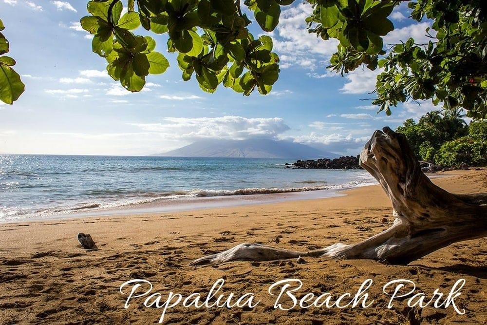 papalua beach park hawaii maui