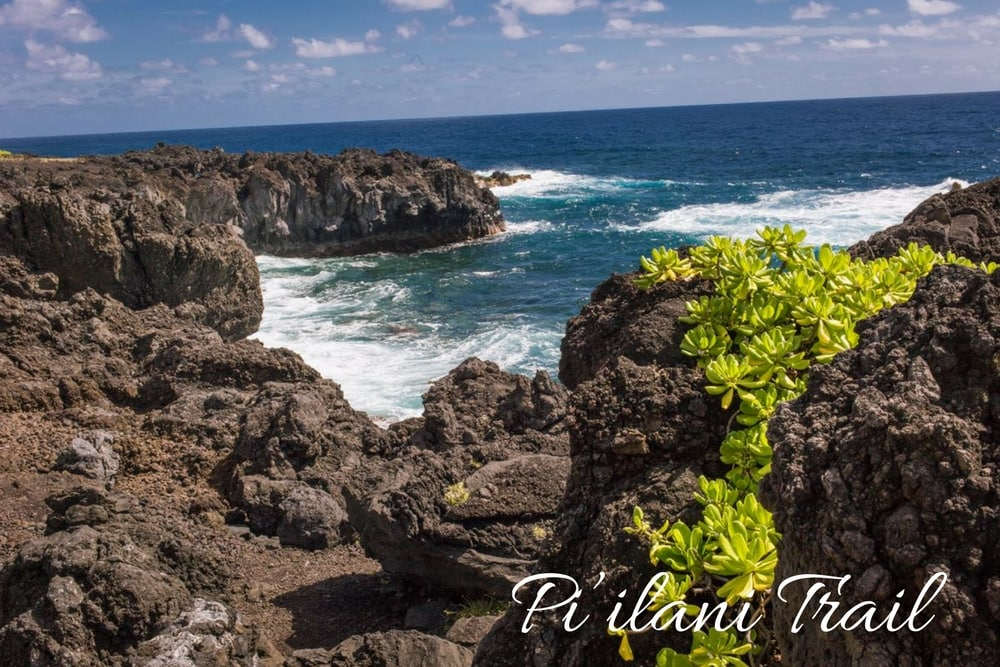 piilani trail maui hawaii