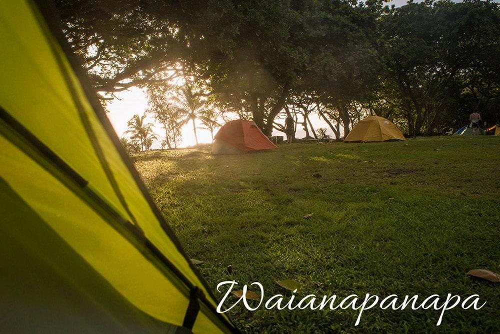 waianapanapa beach park maui hawaii