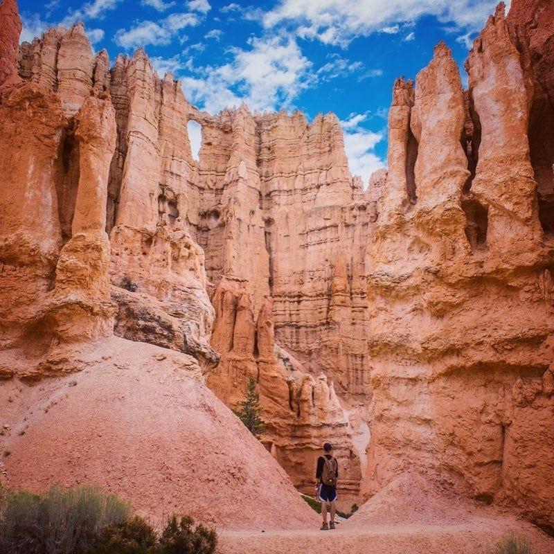 Moje oblíbené místo v Utahu. Bryce National Pakr