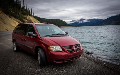 red chiquita dodge grand caravan