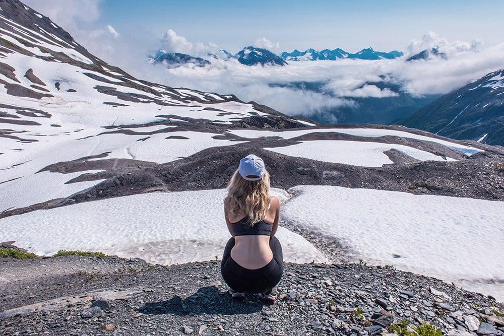 Ice Harding Trail byl neopakovatelný zážitek