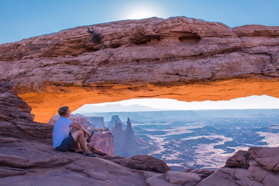 Nejdřív nám Canyonlands připadali jako nic moc místo, takhle zpětně to ale zas tak špatně nevypadá