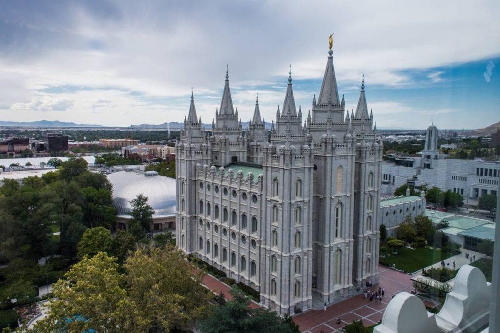 Centrála mormonů