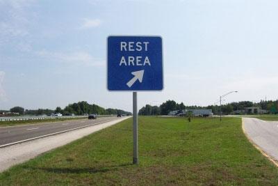 Odpočívadla