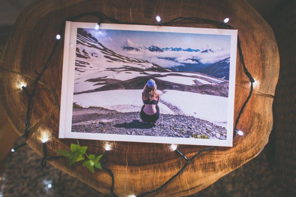 fotokniha darek pro cestovatele