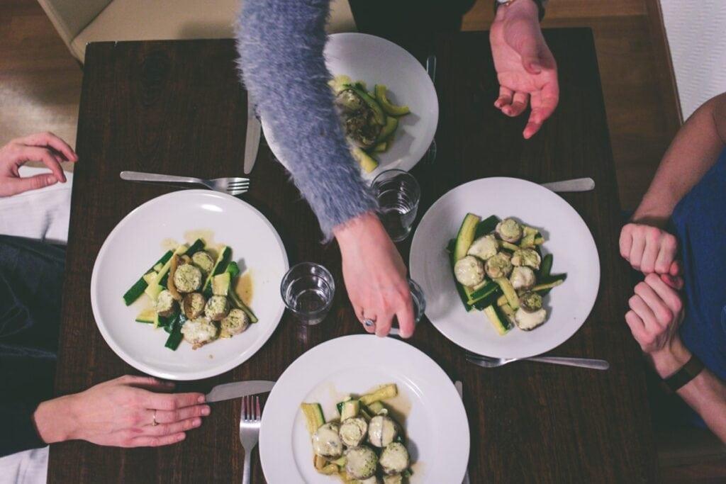 Díky foodblogerce Ivče jsme měli gurmánský týden