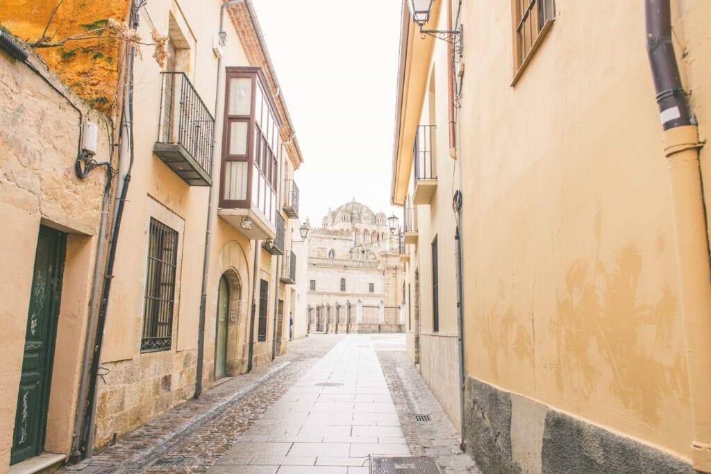 Zamora je krásné historické město kousek od Salamancy