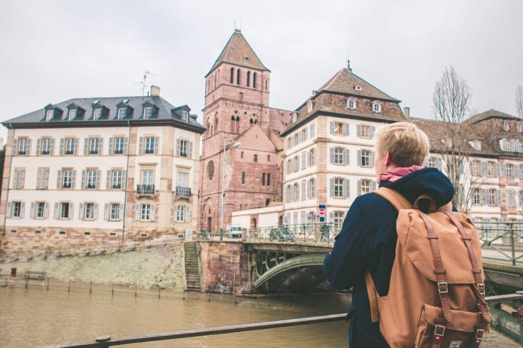 Strasbourg nás překvapil. Nečekali jsme nic a líbil se nám víc než Lyon a Ženeva