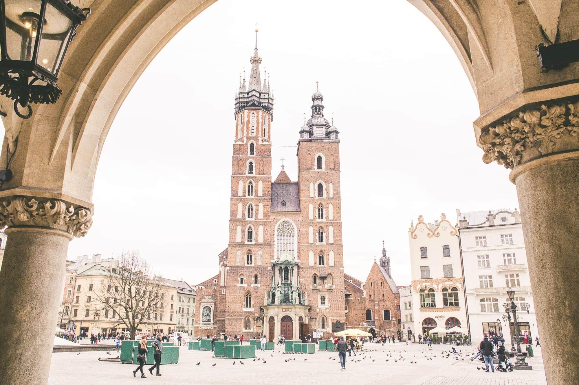 Byli jsme jak dvě Alenky v Říši divů, Polsko je kouzelné. Mají tu dokonce Děravý kotel z Harryho Pottera.