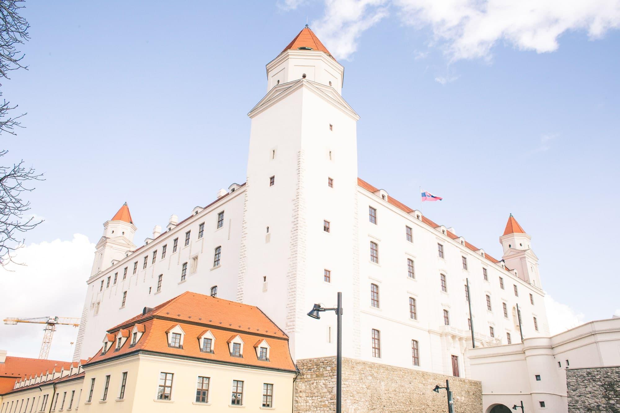 Bezpečně v Bratislavě