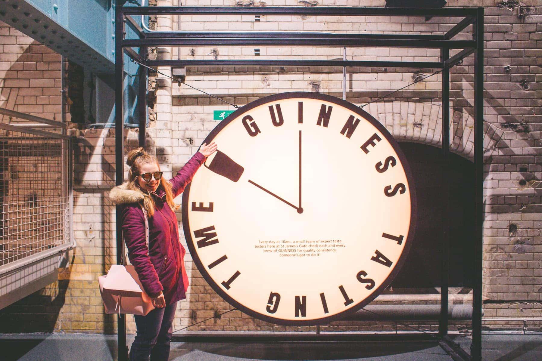 V Guinnessu se nudit nebudete