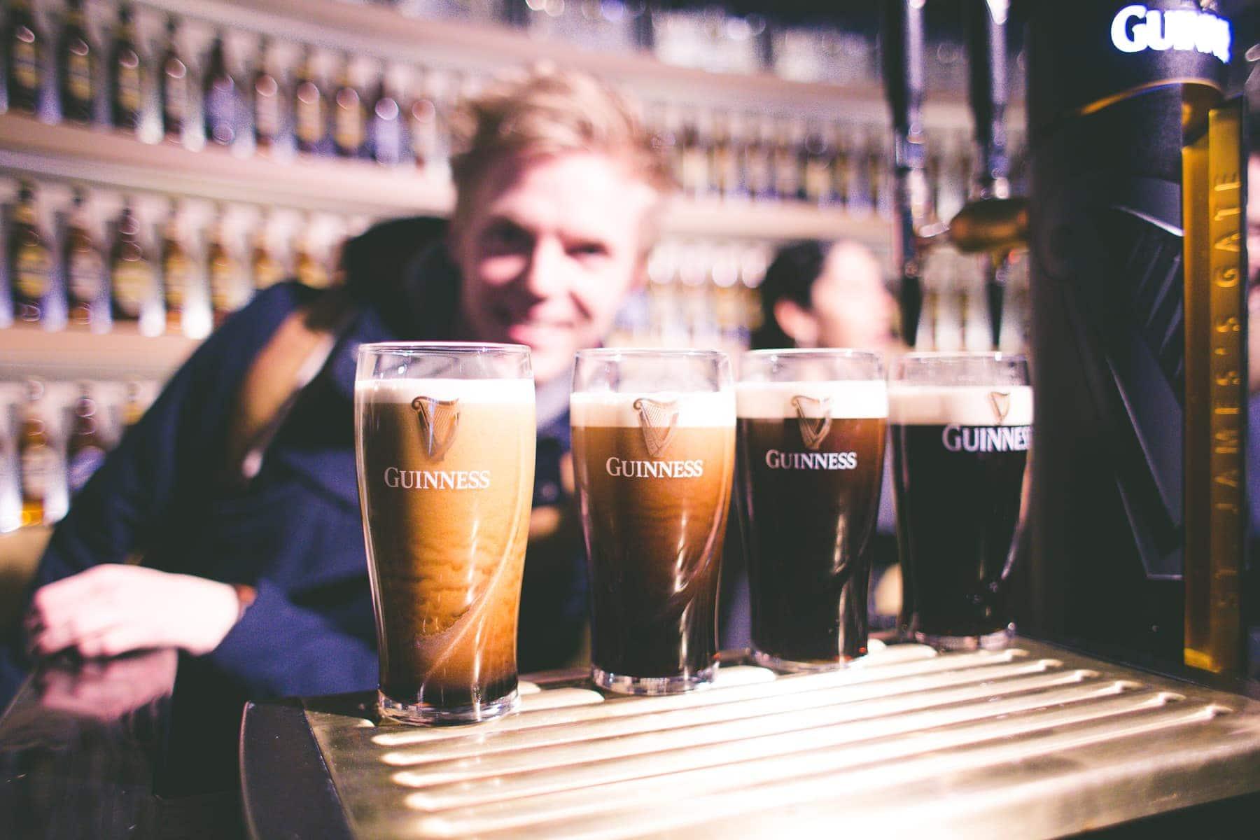 Na závěr si načepujete pivo a dostanete certifikát