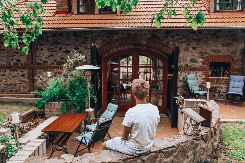 lichtensteinska stodola