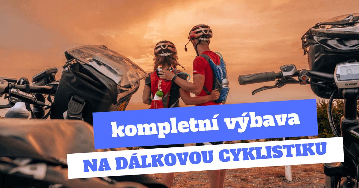 Dálková cyklistika výbava