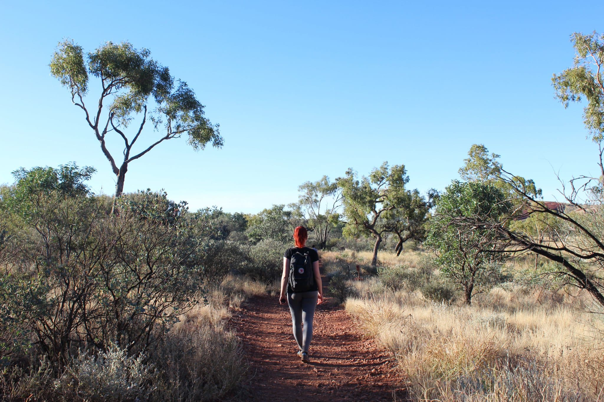 Austrálie withthebagonmyback