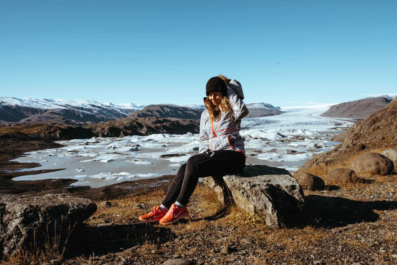 Ledovec Hoffelsjokull
