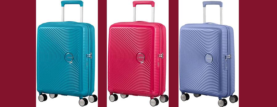 American Tourister kabinové zavazadlo