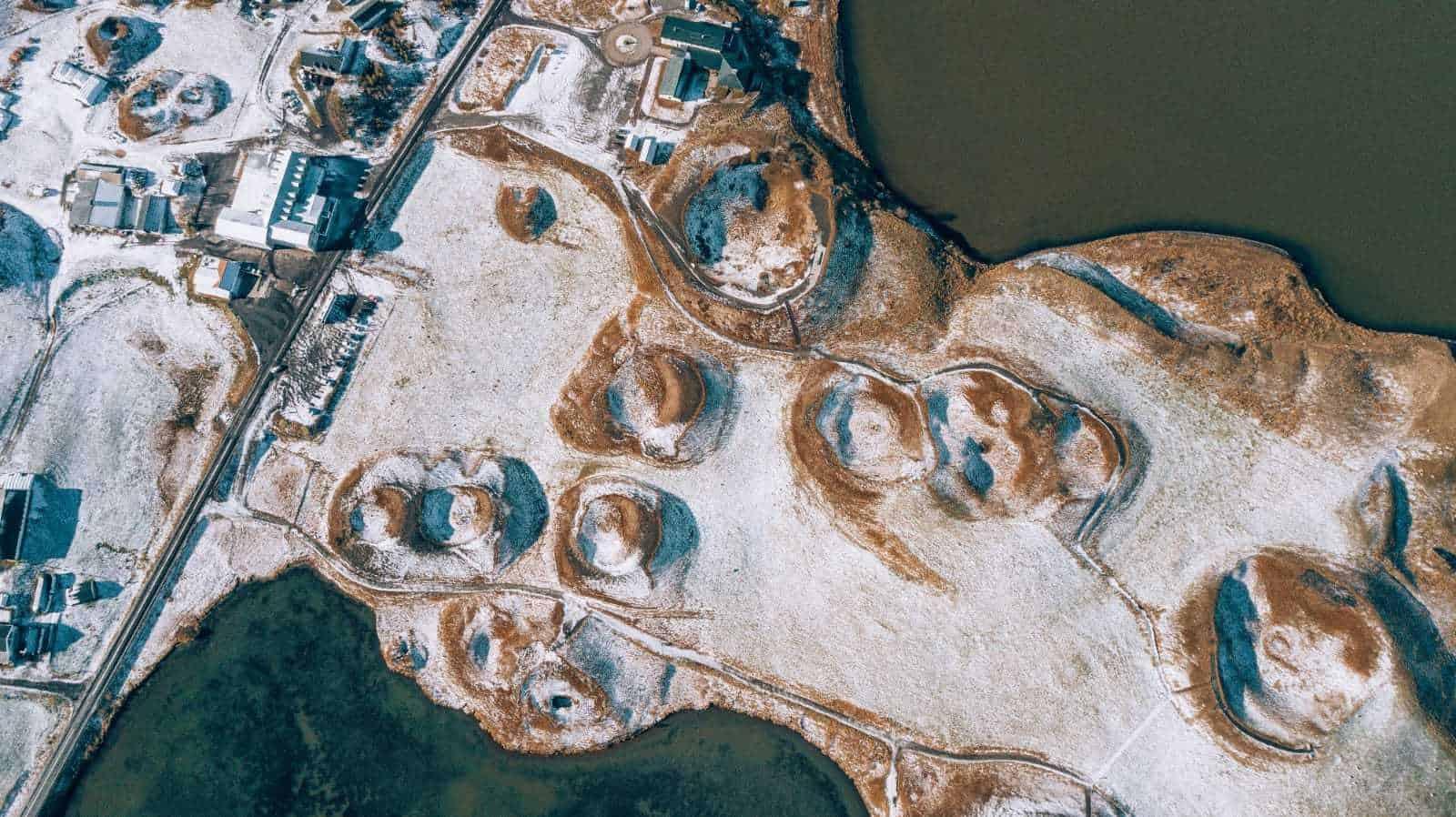 Kráter Mývatn