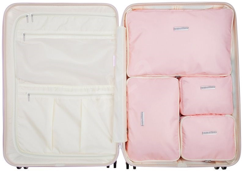 Organizéry do kufru na cestování