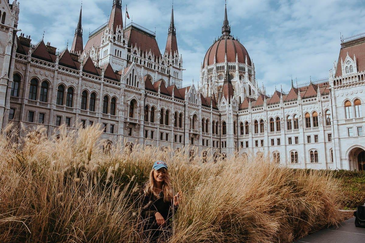 Budapeštský parlament
