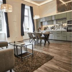 Luxusní apartmány v Budapešti