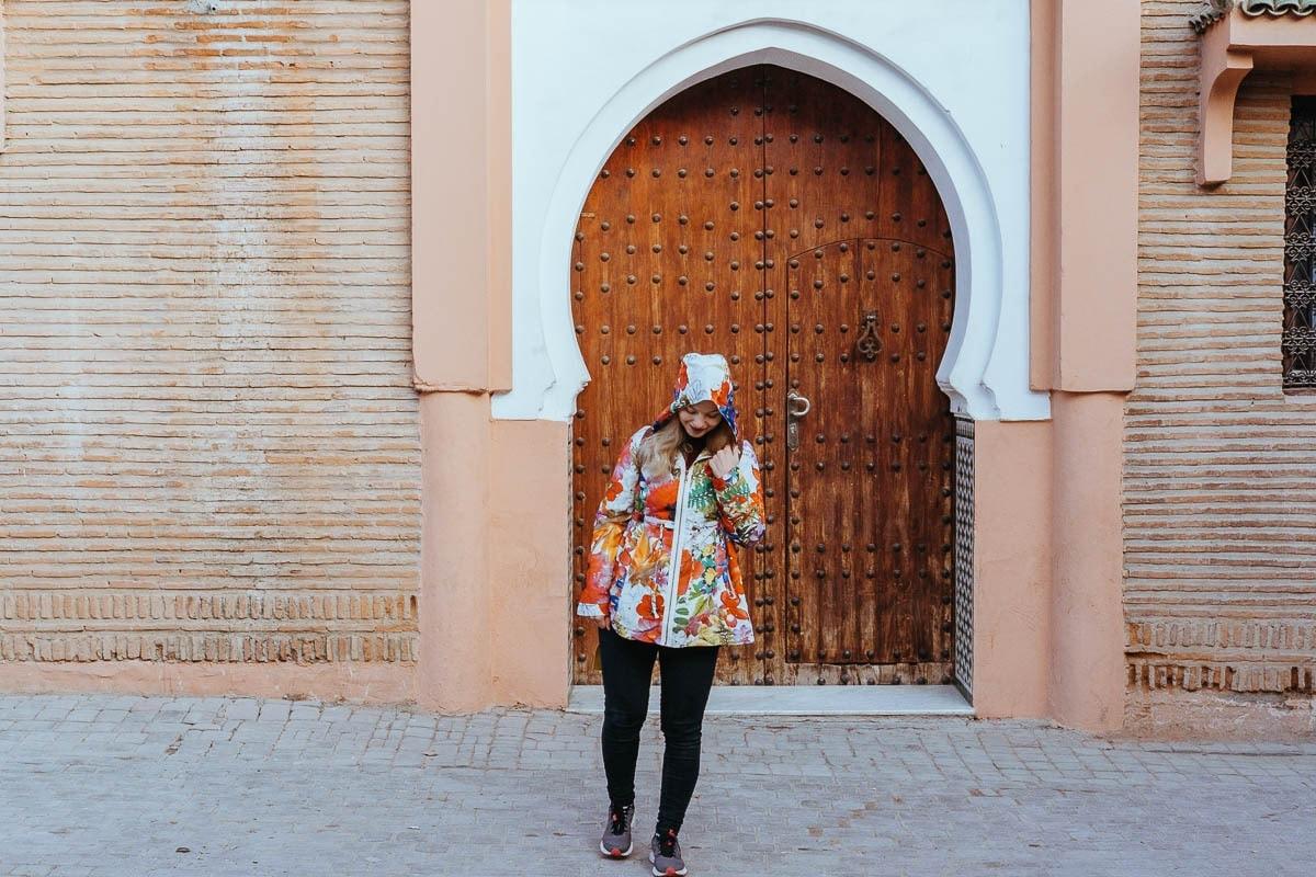 Ženy by neměly chodit v Marrakeši samy