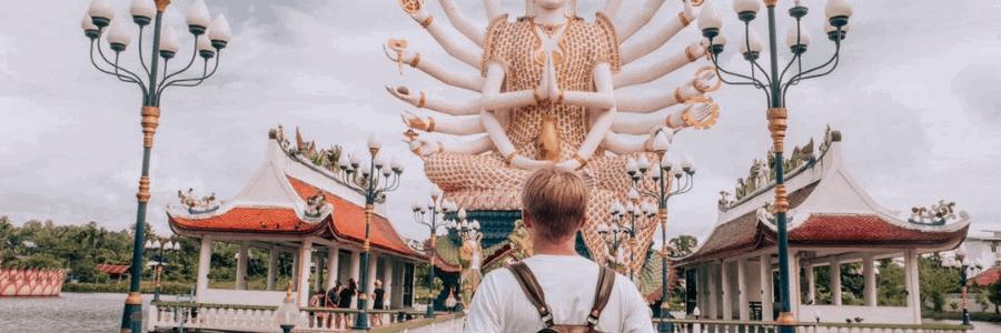 Cestovatelský průvodce po Asii