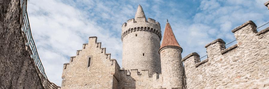 Cestovatelský průvodce po České republice