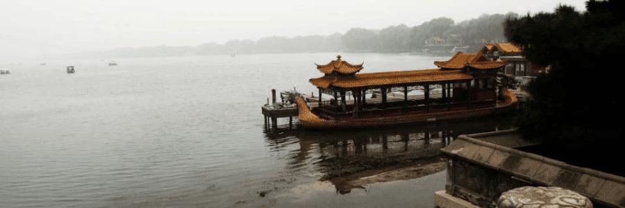 Cestovatelský průvodce po Číně