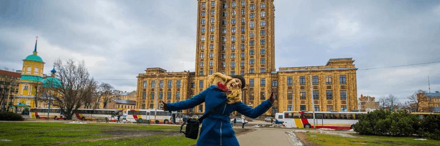 Cestovatelský průvodce po Lotyšsku