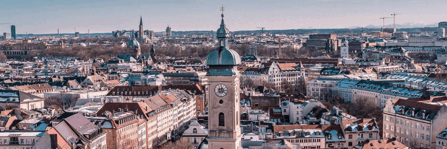 Cestovatelský průvodce po Německu