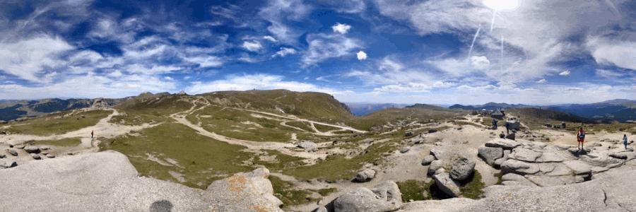Cestovatelský průvodce po Rumunsku