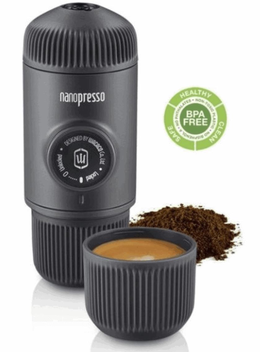 Wacaco přenosný kávovar