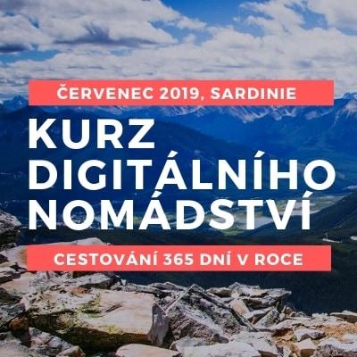 Kurz digitálního nomádství