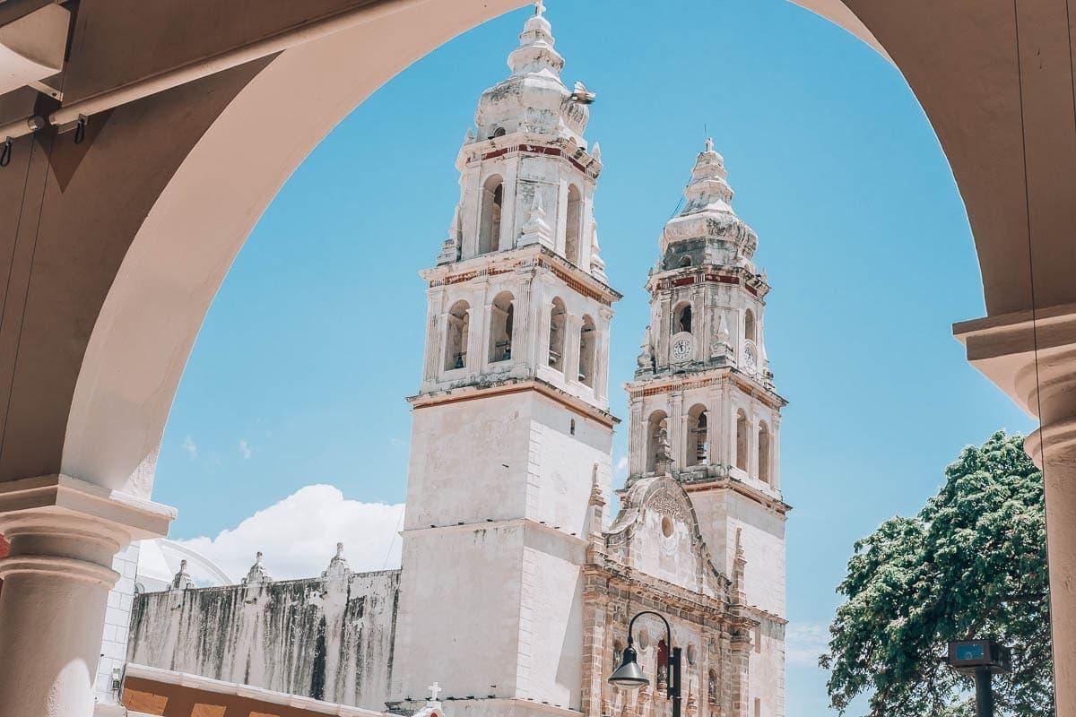 Dominanta města Catedral de la Purisma