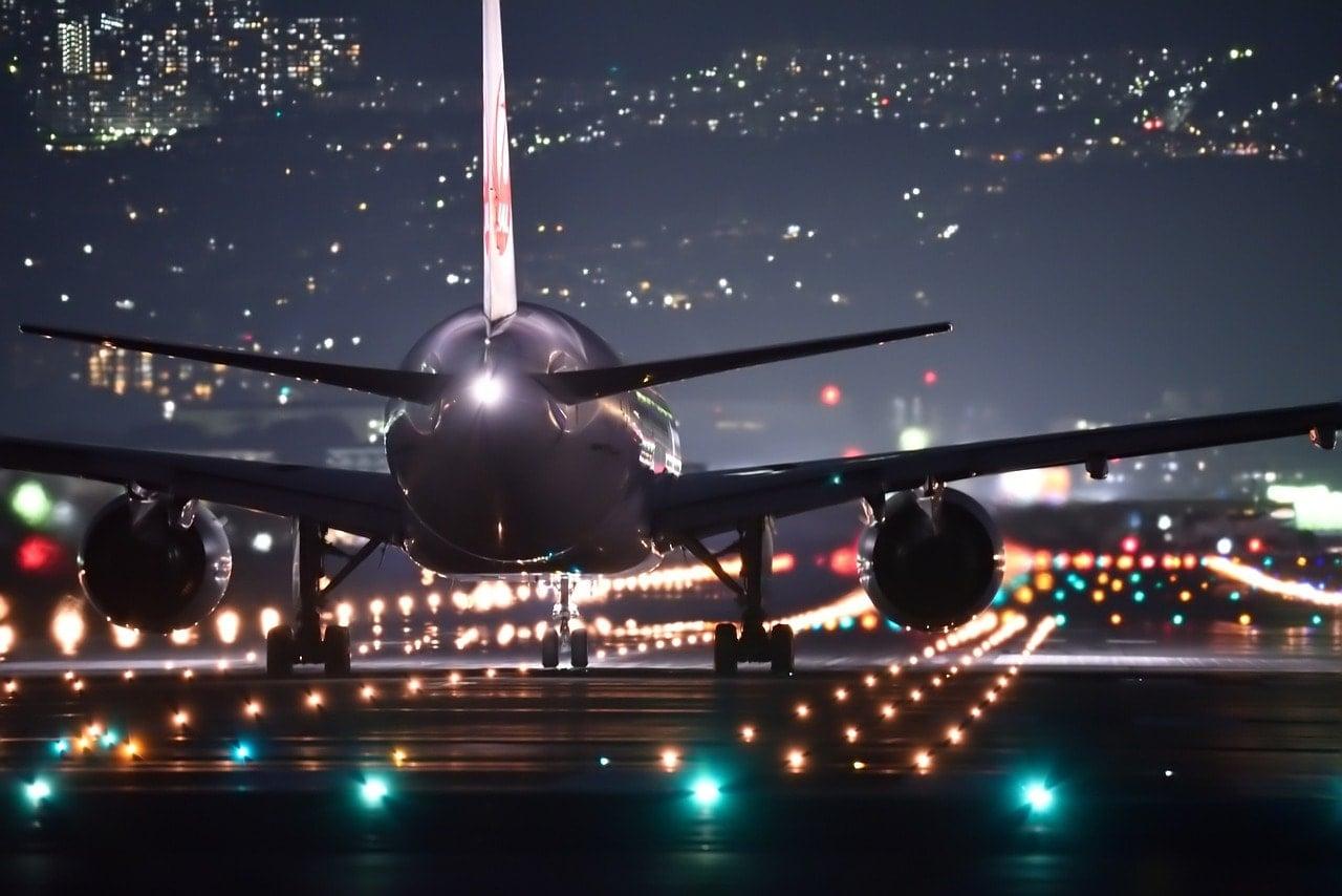 Cestování přes noc