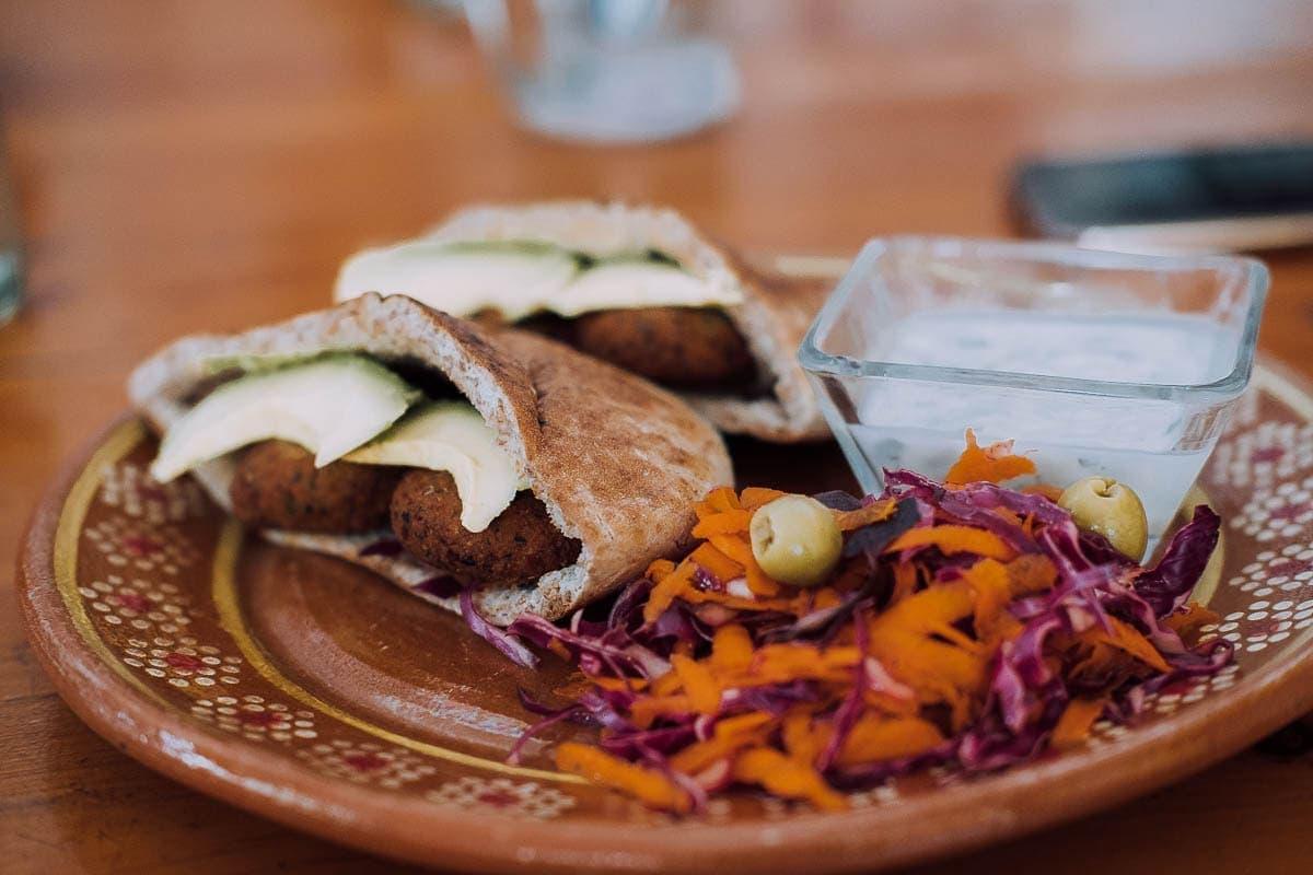Veganske jidlo v Tulumu