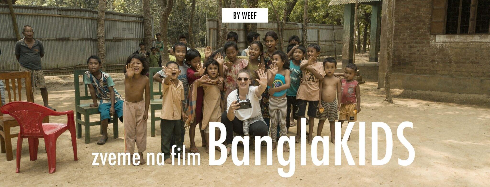 Pozvánka na film Banglakids