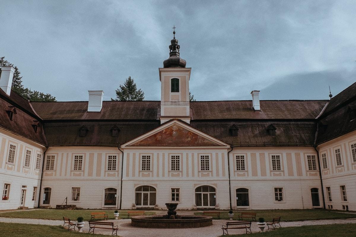 Kaštiel Svatý Anton