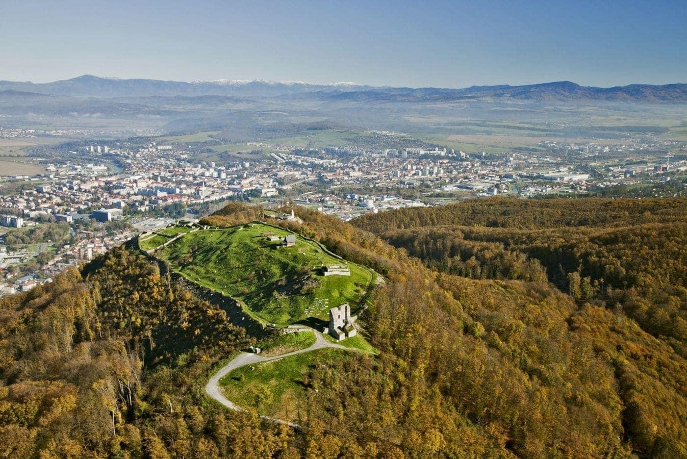 Pustý hrad pri Zvoleni, Slovensko